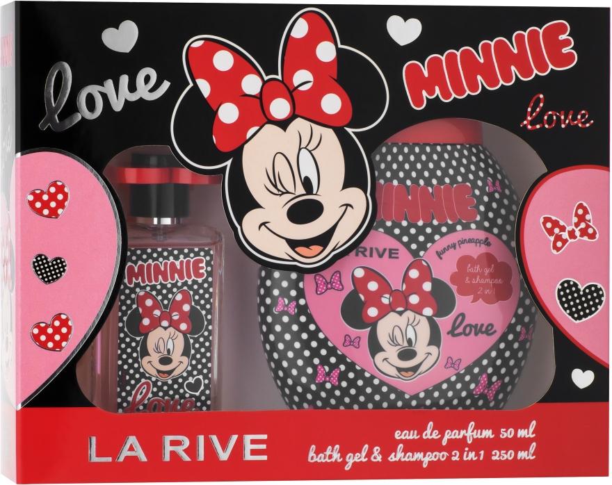 La Rive Minnie - Sada (edp/50ml+sh/gel/shm/250ml)