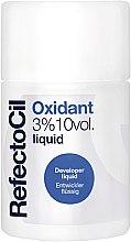 Voňavky, Parfémy, kozmetika Oxidant 3% tekutý - RefectoCil Oxidant 3% 10 vol. Liquid