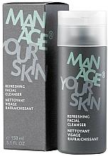Voňavky, Parfémy, kozmetika Osviežujúci čistiaci gél na tvár - Dr. Spiller Manage Your Skin Refreshing Facial Cleanser