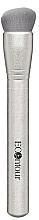 Voňavky, Parfémy, kozmetika Štetec na kontúrovanie tváre - Econtour Countouring Brush Premium Silver 03