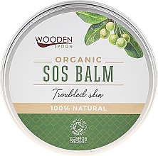 Voňavky, Parfémy, kozmetika Balzam na telo - Wooden Spoon SOS Balm Trouble Skin