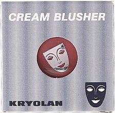 Voňavky, Parfémy, kozmetika Krémový rozjasňovač - Kryolan Cream Blusher