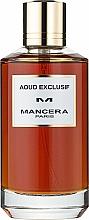 Voňavky, Parfémy, kozmetika Mancera Aoud Exclusif - Parfumovaná voda