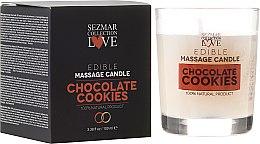 """Voňavky, Parfémy, kozmetika Prírodná sviečka na masáž """"Čokoláda"""" - Sezmar Collection"""