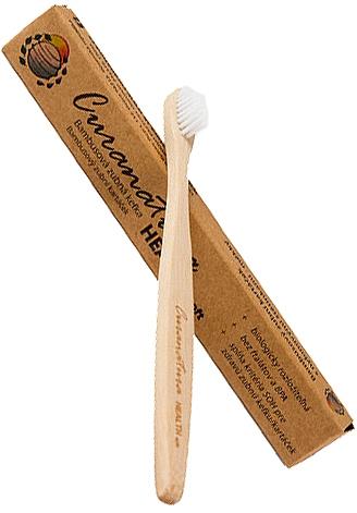 Bambusová zubná kefka - Curanatura Health Soft