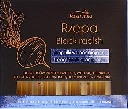 Voňavky, Parfémy, kozmetika Spevňujúci ampulky na vlasy - Joanna Turnip Description Strengthening Ampoules