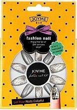 Voňavky, Parfémy, kozmetika Sada umelých nechtov s lepidlom, 3011 - Donegal Joyme Fashion Nail