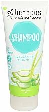 """Voňavky, Parfémy, kozmetika Šampón na vlasy """"Aloe Vera"""" - Benecos Natural Care Aloe Vera Shampoo"""