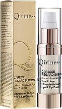 Voňavky, Parfémy, kozmetika Absolútny proti starnutiu krém pre kontury očí - Qiriness Caresse Regard Sublime
