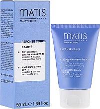 Voňavky, Parfémy, kozmetika Omladzujúci krém na ruky - Matis Paris Reponse Corps Youth Hand Cream SPF10