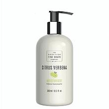 Voňavky, Parfémy, kozmetika Hydratačný krém na telo - Scottish Fine Soaps Citrus&Verbena Moisturiser