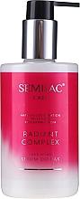 Voňavky, Parfémy, kozmetika Omladzujúce sérum na ruky - Semilac Radiant Complex Hand Serum