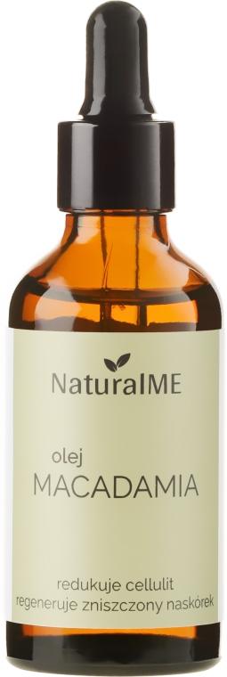 Makadamiový olej - NaturalME
