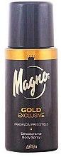 Voňavky, Parfémy, kozmetika Dezodorant - La Toja Magno Gold Exclusive Body Spray