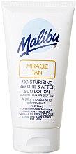Voňavky, Parfémy, kozmetika Hydratačný lotion na tvár pred a po spálení od slnka - Malibu Miracle Tan Moisturising Before and After Sun Lotion
