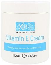 Voňavky, Parfémy, kozmetika Krémové maslo na telo s vitamínom E - Xpel Marketing Ltd Body Care Vitamin E Cream