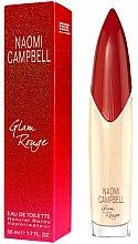 Naomi Campbell Glam Rouge - Toaletná voda — Obrázky N3