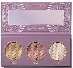 Voňavky, Parfémy, kozmetika Paleta na kontúrovanie - Affect Cosmetics Contour Palette 2