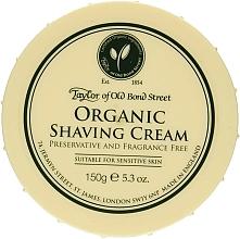 Voňavky, Parfémy, kozmetika Krém na holenie - Taylor of Old Bond Street Organic Shaving Cream