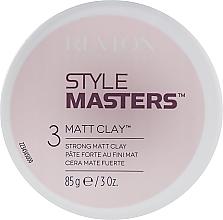 Voňavky, Parfémy, kozmetika Modelovacia hlina na vlasy - Revlon Professional Style Masters Matt Clay