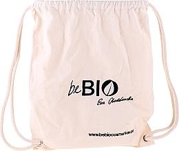 Voňavky, Parfémy, kozmetika Sada v eko batohu - BeBio Chia And Japanese Cherry Flower Set (sh/gel/400ml + b/lot/200ml + deo/roll-on/50ml + h/cr/75ml)