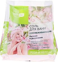 """Voňavky, Parfémy, kozmetika Kúpeľová soľ """"Ruža a Neroli"""" Omladzujúca - NaturaList"""