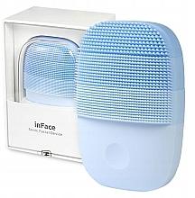 Voňavky, Parfémy, kozmetika Ultrazvukový prístroj na čistenie tváre - Xiaomi inFace 2 Blue