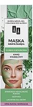 Voňavky, Parfémy, kozmetika Hydratačná maska na tvár - AA Carbon & Clay Mask