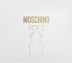 Voňavky, Parfémy, kozmetika Moschino Toy 2 - Sada (edp/50ml + b/lot/50ml + sh/gel/50ml)