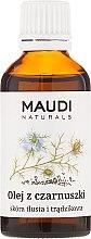Voňavky, Parfémy, kozmetika Čierny rascový olej - Maudi