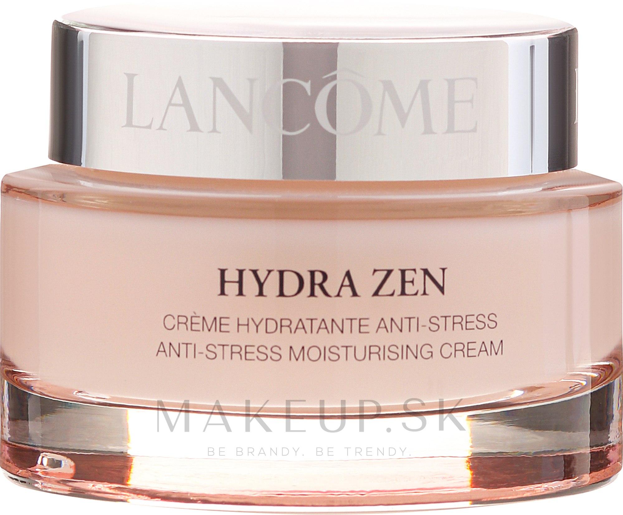 Hydratačný krém pre všetky typy pleti - Lancome Hydra Zen Anti-Stress Moisturising Cream — Obrázky 75 ml