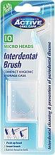 Voňavky, Parfémy, kozmetika Zúbna kefka + 10 násadcov - Beauty Formulas Interdent Brush with 10 Micro Heads