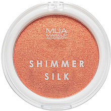 Voňavky, Parfémy, kozmetika Rozjasňovač - MUA Shimmer Silk