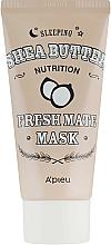 Voňavky, Parfémy, kozmetika Nočná maska s bambuckým maslom - A'pieu Fresh Mate Shea Butter Mask