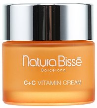 Voňavky, Parfémy, kozmetika Spevňujúci krém s vitamínmi pre normálnu a suchú pokožku - Natura Bisse C+C Vitamin Firming Cream SPF 10