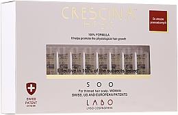 Voňavky, Parfémy, kozmetika Lotionový koncentrát na obnovenie rastu vlasov u žien 500 - Labo Crescina HFSC 500 Re-Growth Woman