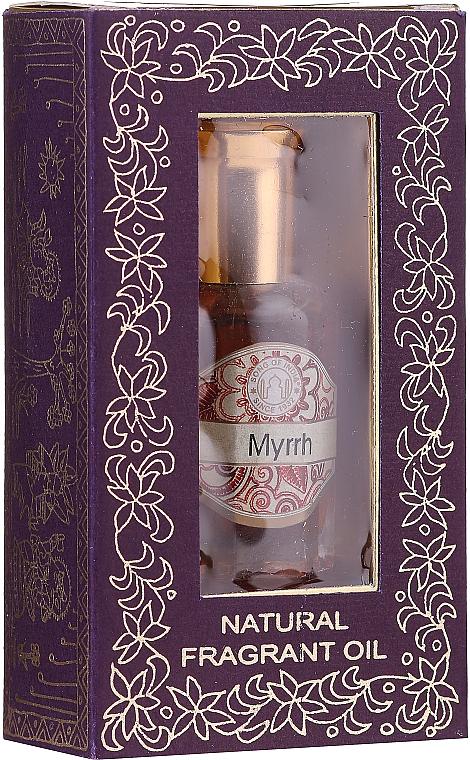 Song Of India Myrrh - Olejový parfum