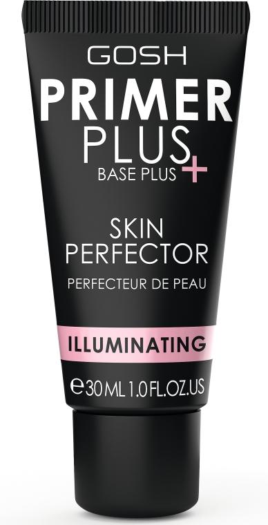Základ pod líčenie - Gosh Primer Plus+ Illuminating Skin Perfector — Obrázky N1
