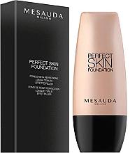 Voňavky, Parfémy, kozmetika Trvalá tonálna báza - Mesauda Milano Perfect Skin Foundation