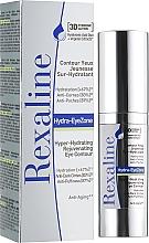 Voňavky, Parfémy, kozmetika Super hydratačný očný krém - Rexaline Hydra 3D Hydra-Eye Zone Cream