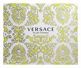 Voňavky, Parfémy, kozmetika Versace Yellow Diamond - Sada (edt/50ml + b/l50ml + sh/g50ml)