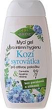 Voňavky, Parfémy, kozmetika Gél na intímnu hygienu - Bione Cosmetics Goat Milk Intimate Wash