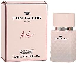 Voňavky, Parfémy, kozmetika Tom Tailor For Her - Toaletná voda