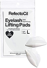 Voňavky, Parfémy, kozmetika Silikónové podložky na lifting mihalníc - RefectoCil Eyelash Lifting Pads L