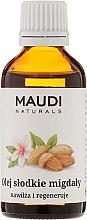 Voňavky, Parfémy, kozmetika Sladký mandľový olej - Maudi
