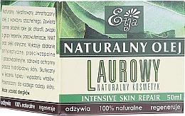 Voňavky, Parfémy, kozmetika Prírodný vavrínový olej - Etja Natural Oil