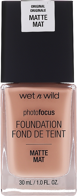 Tónovacia báza - Wet N Wild Photofocus Foundation