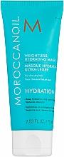 Voňavky, Parfémy, kozmetika Ľahká hydratačná maska na tenké vlasy - Moroccanoil Weightless Hydrating Mask Moroccanoil