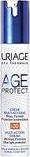 """Voňavky, Parfémy, kozmetika Multifunkčný krém na tvár """"Lifting + Hydratácia"""" - Uriage Age Protect Crème Multi-Actions SPF 30"""