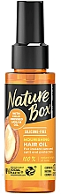 Voňavky, Parfémy, kozmetika Výživný olej na vlasy - Nature Box Argan Oil Nourishing Hair Oil